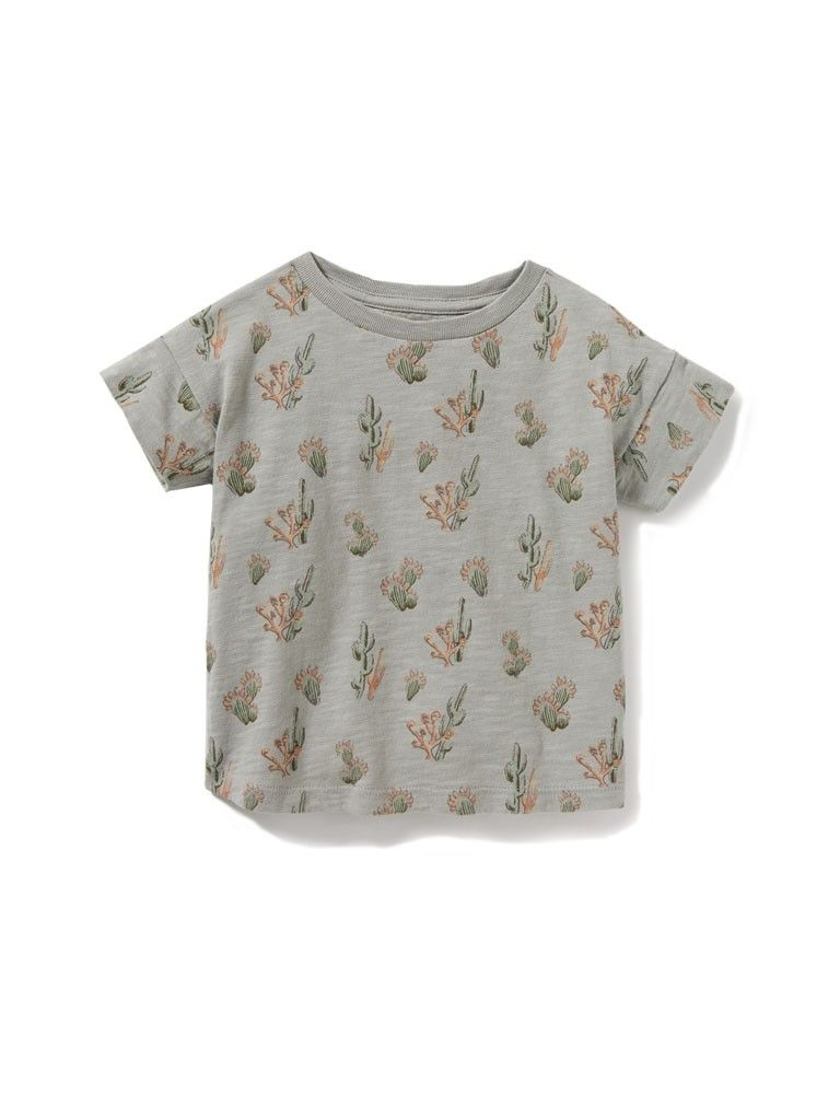 3a69821db Baby Cactus Tee - Baby Girls - Categories - new arrivals   Peek Kids  Clothing