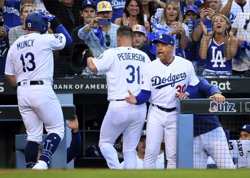 Dodgers begin spring training with a glut of talent and an