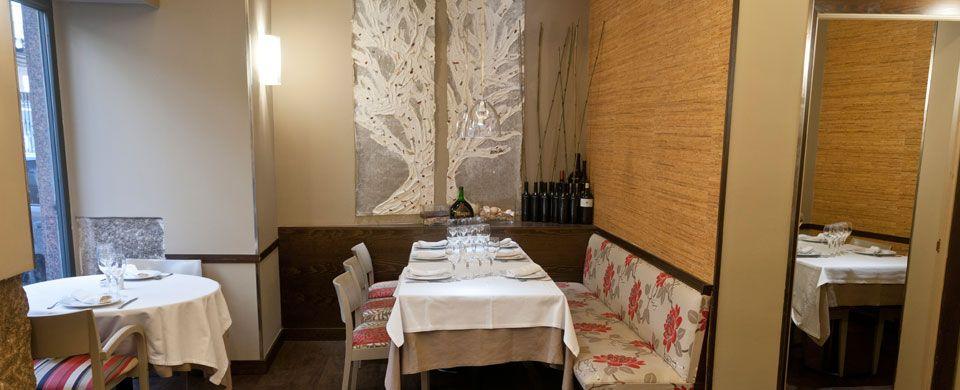 Restaurante Ponzano Madrid