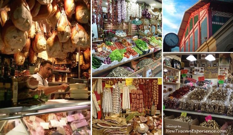 Florence's Mercato Centrale: the Central Food Market