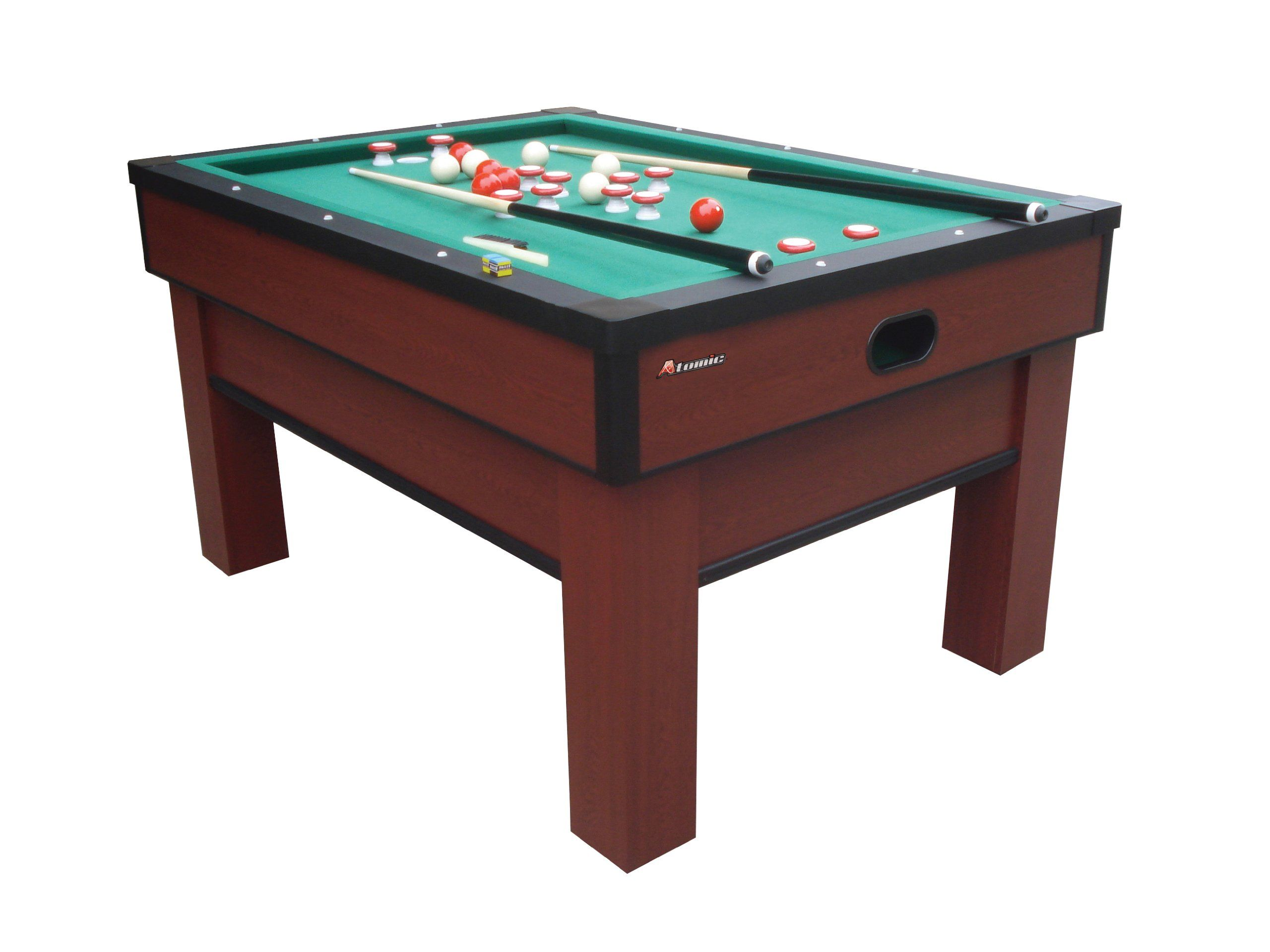 Atomic Classic Bumper Pool Table To View Further For