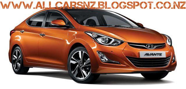 All Cars Nz 2013 Hyundai Avante Hyundai Elantra Elantra Hyundai