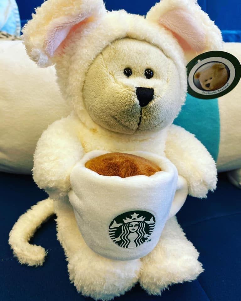 pre-order Starbucks Japan Tokyo limited product Valentine Mini DARUMA Bearista