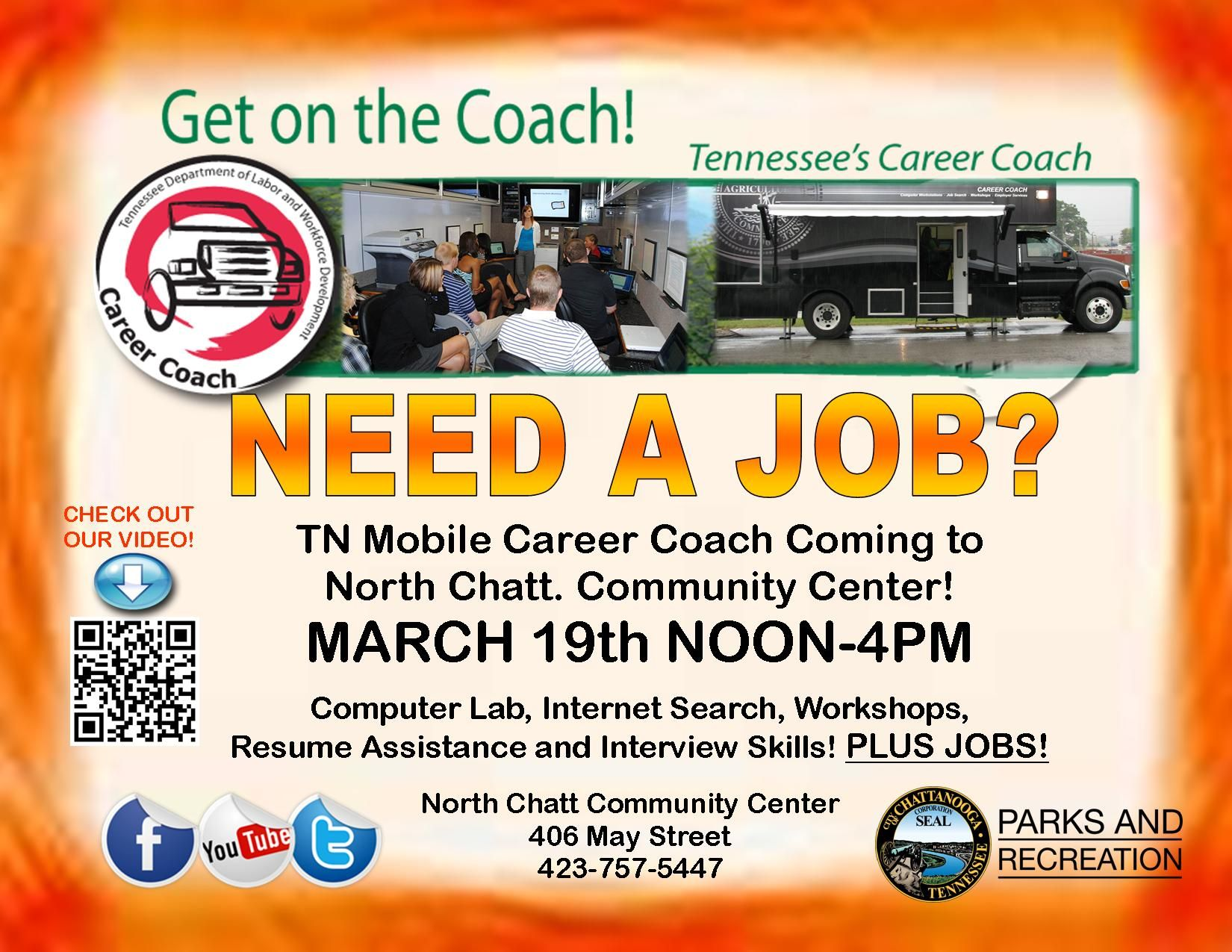 North Chatt Career Coach Career coach, Activities, Need