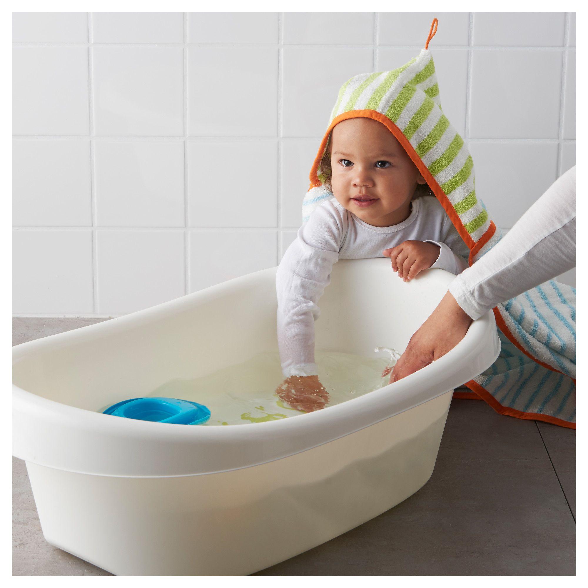 Baby Bathing/Grooming NEW Ikea Lattsam Baby Safety bath anti slip ...