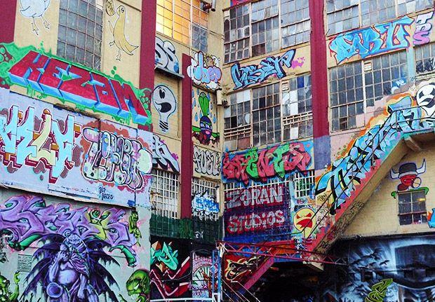 graffiti art in nyc