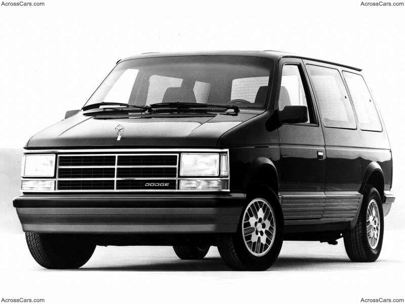 Dodge Caravan 1989 Dodge Caravan Grand Caravan