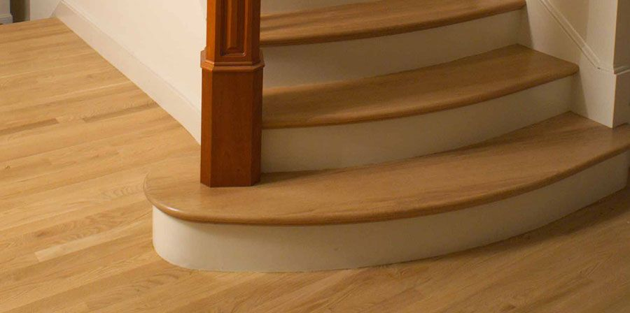 Attirant How Make A Rounded Step On Stair Treads   Google Search