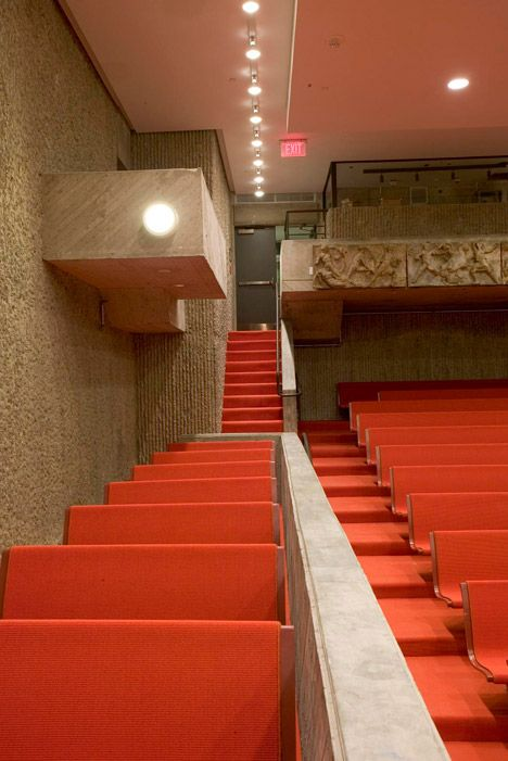 Yale Art And Architecture Building By Paul Rudolph