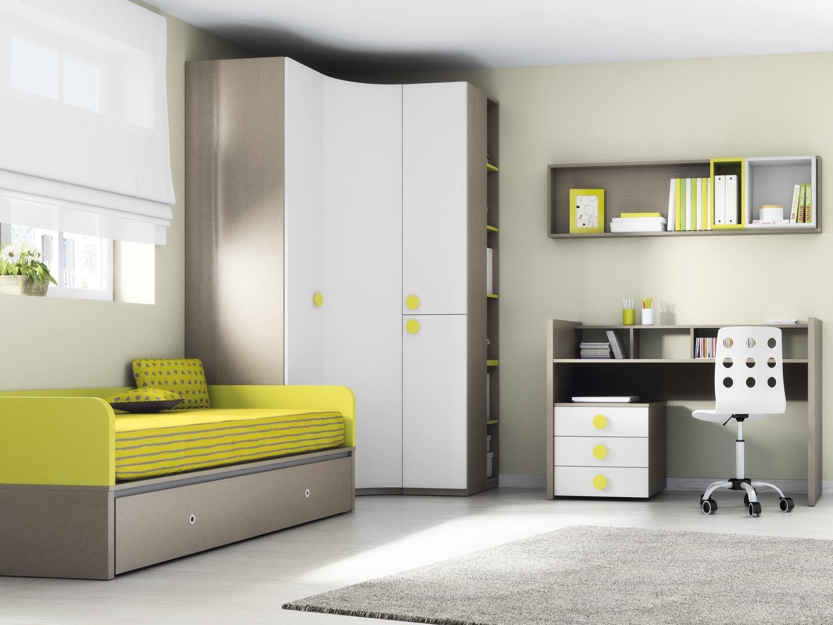Conversión de cuna convertible nido, armario vestidor, cambiador y ...