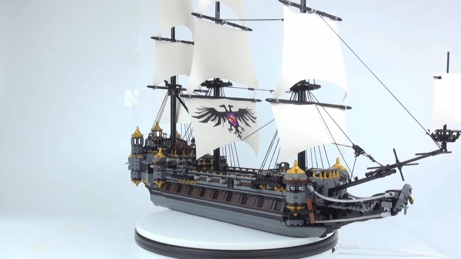 LEGO DUPLO Waffe Pistole für Pirat Piraten Piratenschiff