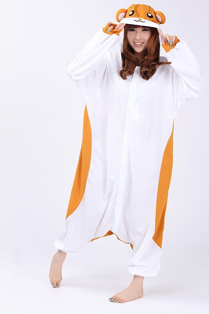 fed2165f1f Adult onesies Hamtaro Kigurumi. Adult onesies Hamtaro Kigurumi Hamster  Costume