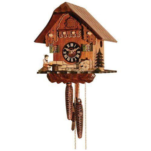 Black Forest Cuckoo Clock Black Forest Cuckoo Clock By Kassel Http Www Amazon Com Dp B00c7mwk5m Ref Cm Sw R Pi Dp Nq Cuckoo Clock Modern Cuckoo Clocks Clock