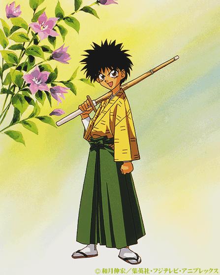 Pin Do(a) Bia Silva Em Anime Samurai X