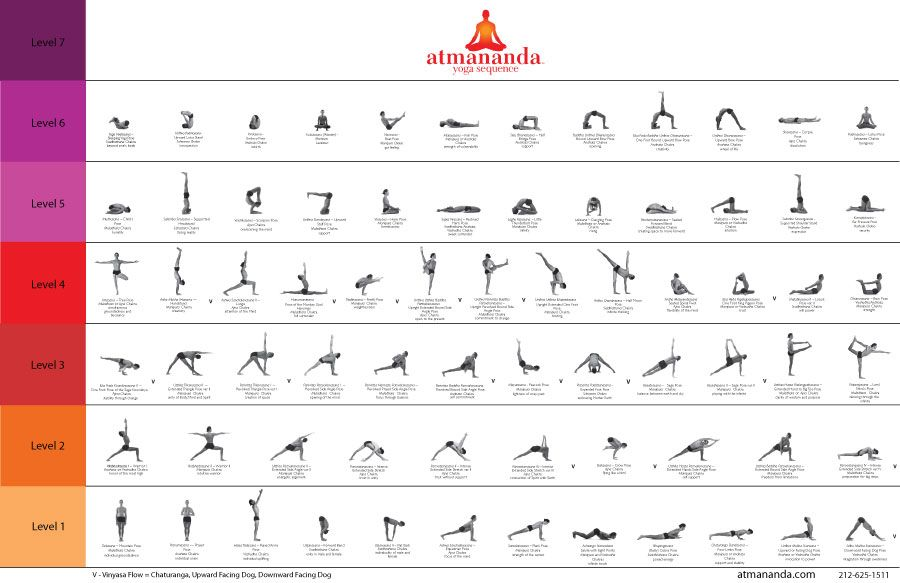 The Atmananda Yoga Sequence Is The Body Of Knowledge Experienced