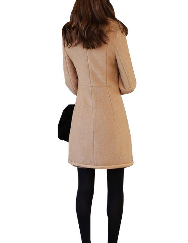 Manteau classique femme hiver