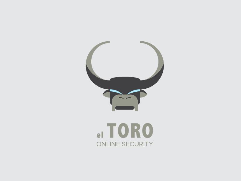 El Toro Logo Graphic Design Logo Business Logo Logos