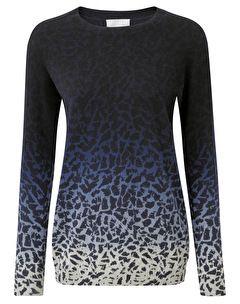 Pure Collection: Cashmere Boyfriend Sweater | Cosy Cashmere ...