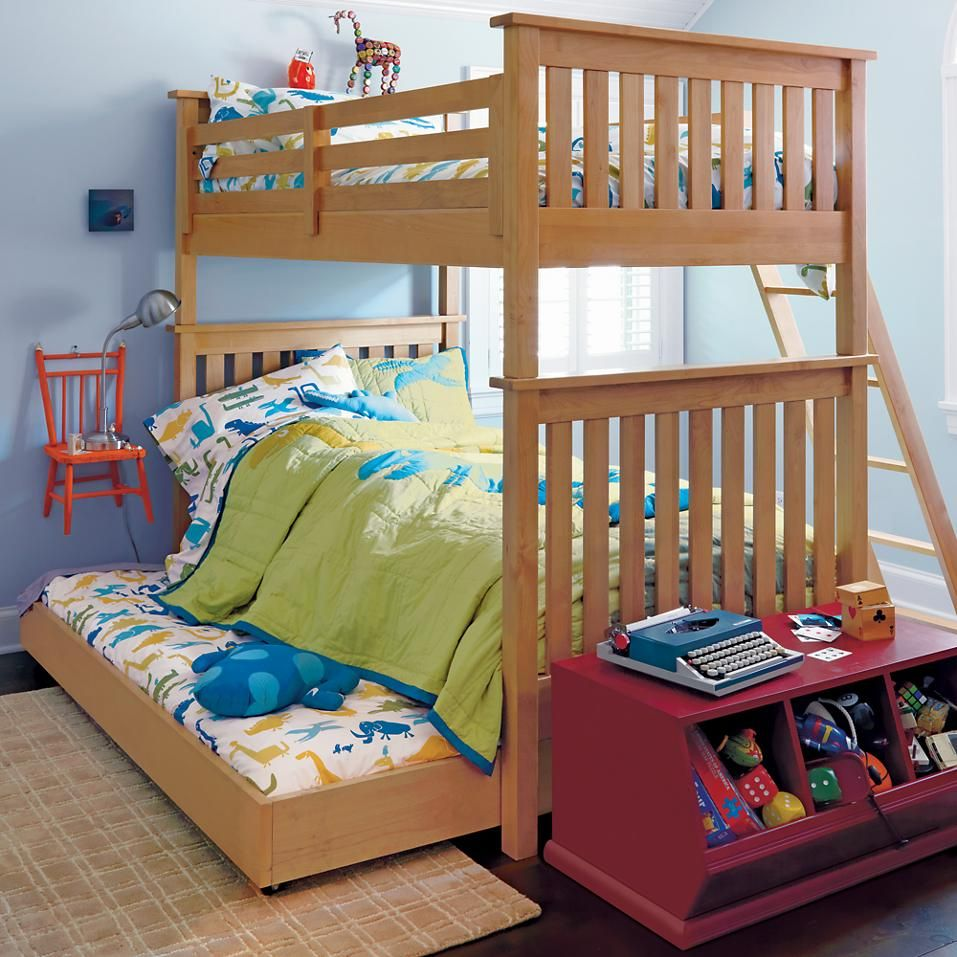 Idea One For Eli S Big Boy Room From Land Of Nod Bed Comes In