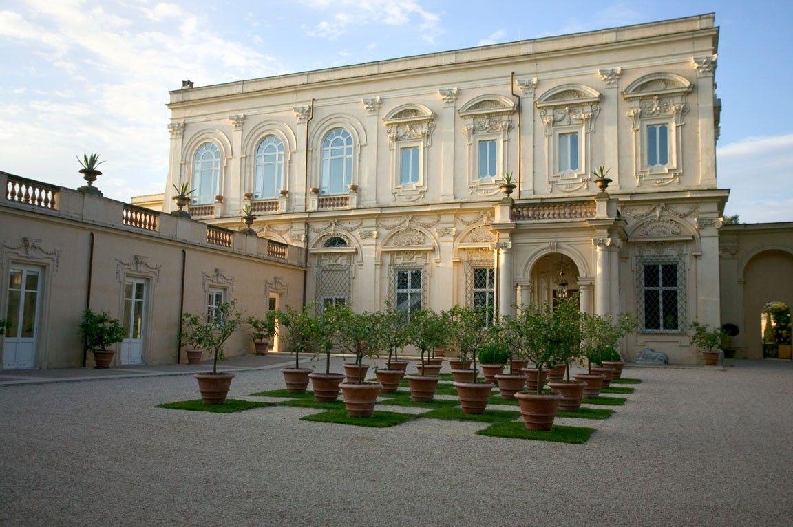 Italian Villas: Villa Aurelia, Roma, Italy