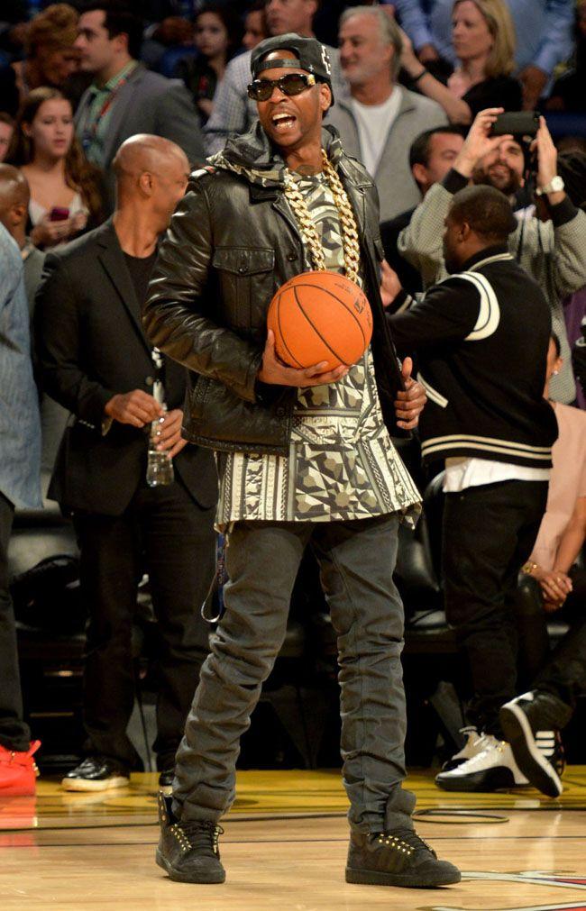 9c7ba5221cf047 2 Chainz wearing adidas Originals Top Ten 2 Good 2 Be TRU ...