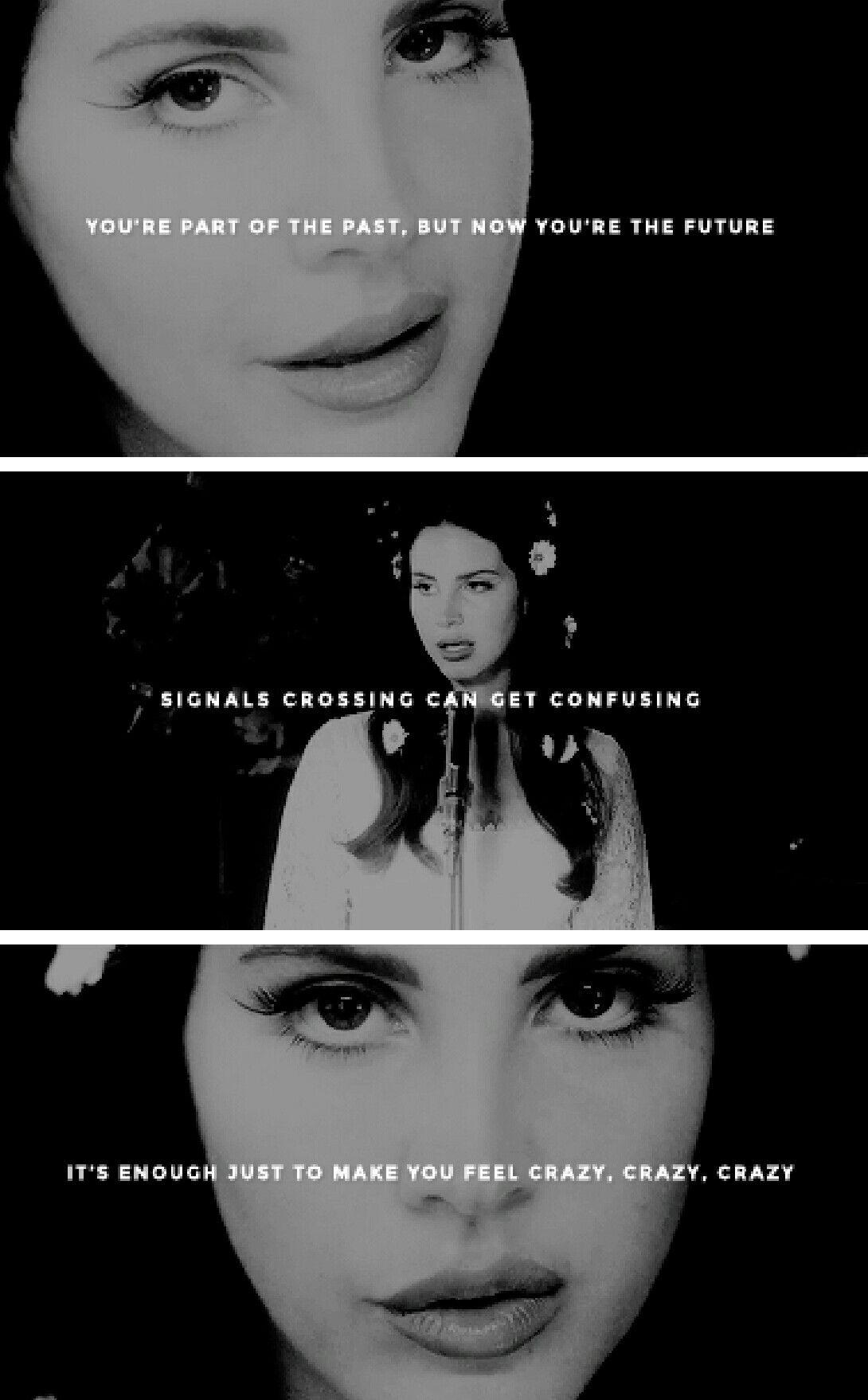 Lana Del Rey #LDR #Love | Lana Del Rey ~ LYRICS | SONGS ...