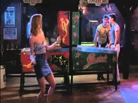 http://pinterest.com/pin/7248049376991003/ The Accused (1988) - Bar Rape Intro Scene
