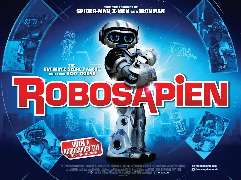 Robosapien O Meu Melhor Amigo Dublado Br Filmes Filmes