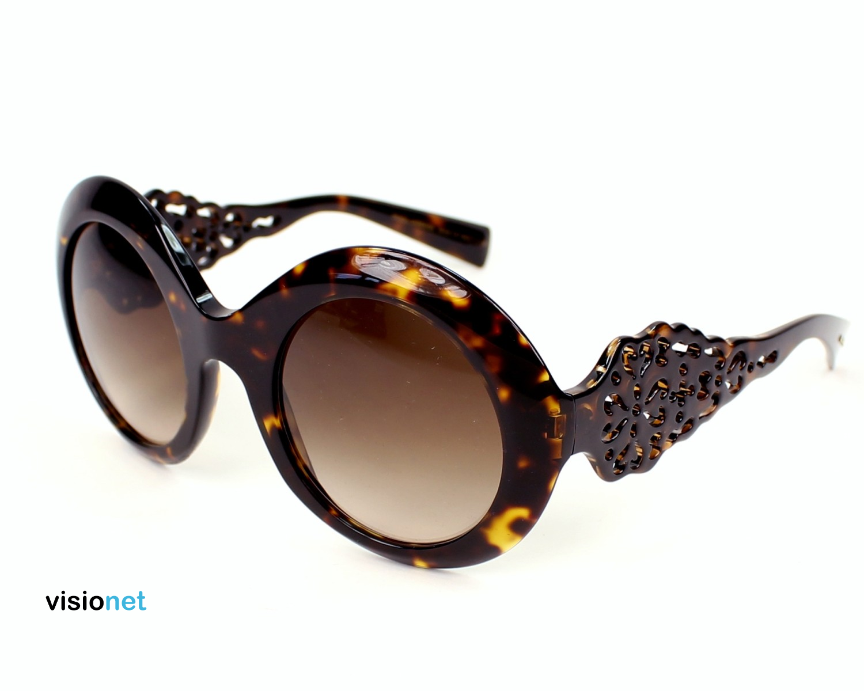 4265 Dolceamp; Dg Gabbana De Havane Soleil Lunettes Acétate Marron WEH9D2I