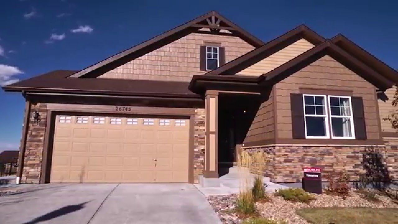 The Timothy Home Floor Plan By Richmond American Homes