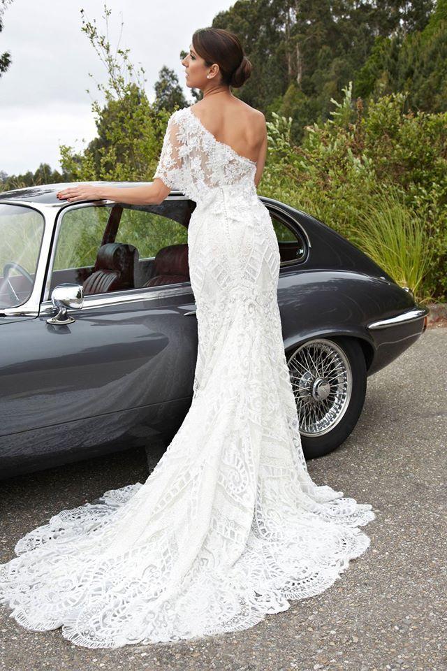 vestidos de novia de patricia avendaño. majestic colección 2018