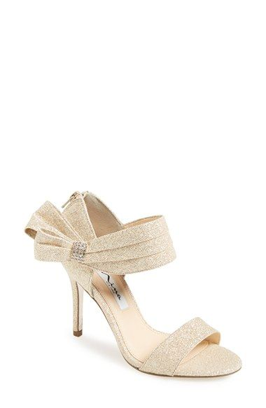 7ccbcd481f6 Free shipping and returns on Nina  Cosmos  Sandal (Women) at Nordstrom.