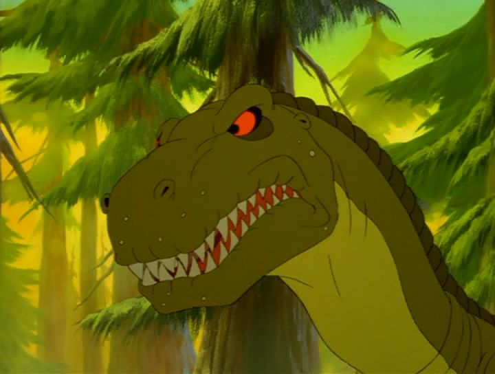 Sharptooth Disambiguation Land Before Time Creatures Character