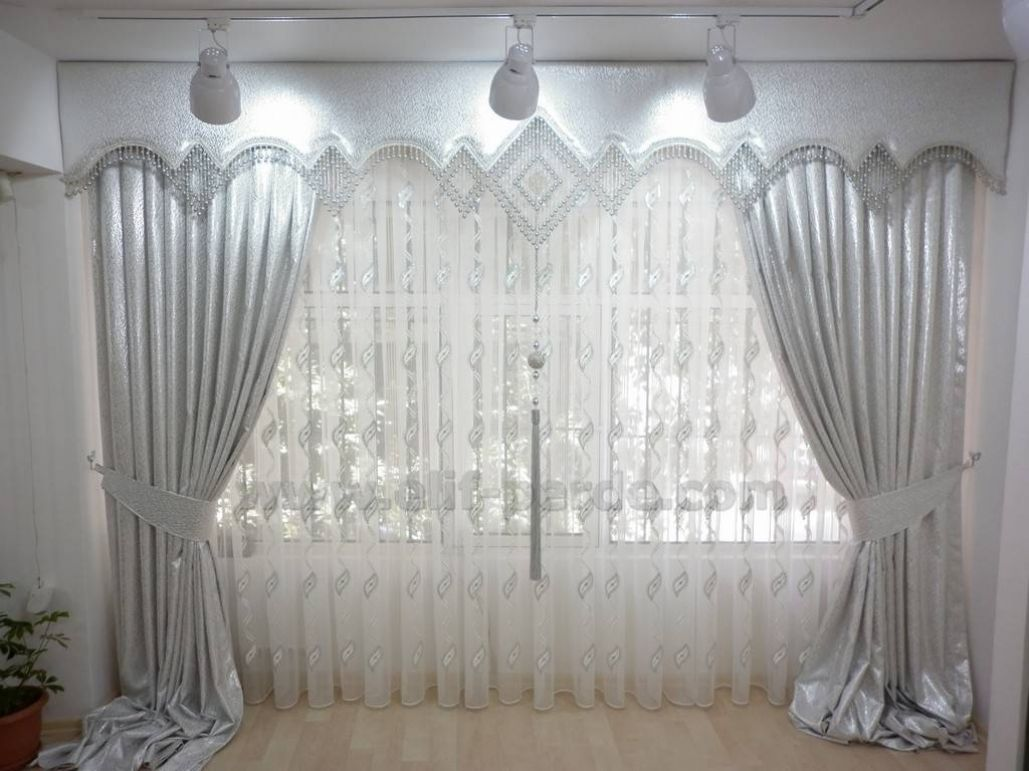 Stupefiant Rideaux Salon Rideaux Pour Salon Marocain Traditionnel