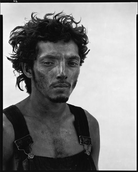Richard Avedon in the American west