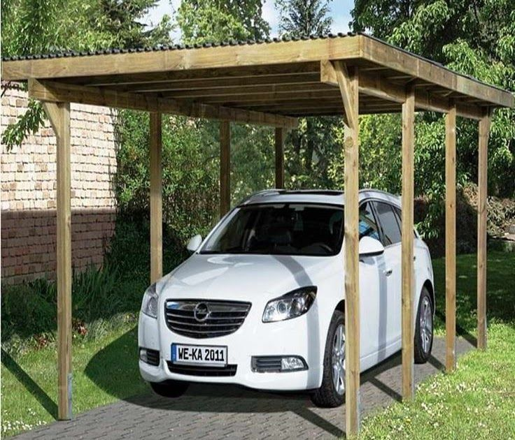 Alternatives Plans for the Carport Designs Wooden Carport