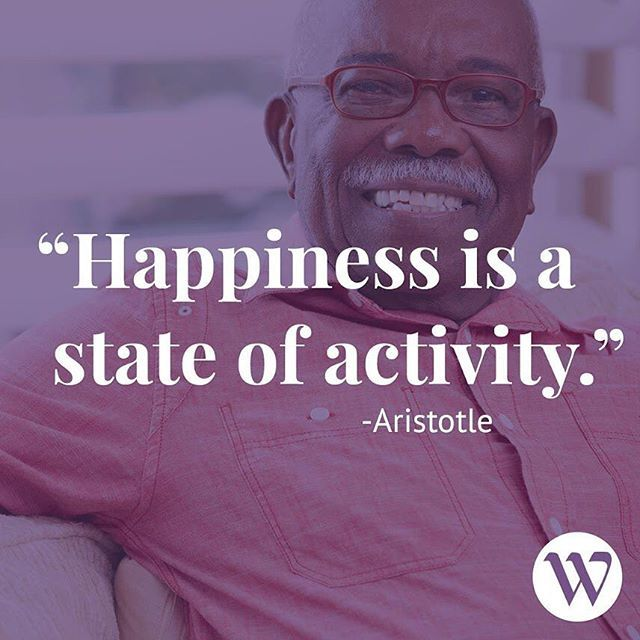 Top 100 aristotle quotes photos Happiness is a state of activity. #aristotle See more http://wumann.com/top-100-aristotle-quotes-photos/