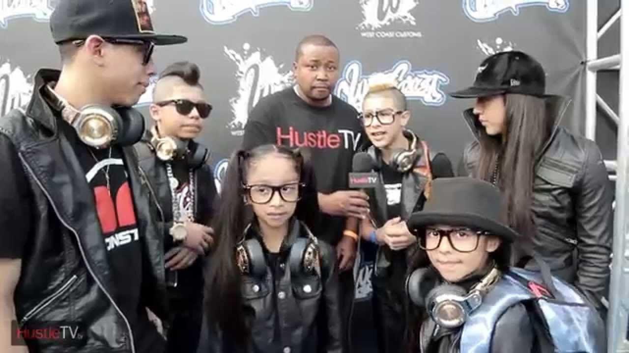 ef302d38625f9 DJ Tay James   Monster Kids  West Coast Customs Interview