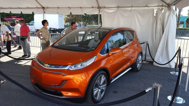 Electric Vehicle Battery Prices Are Falling Faster Than Expected