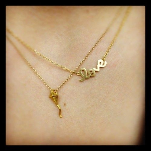 Kappa Alpha Theta Kappa Alpha Theta Love Necklace Theta