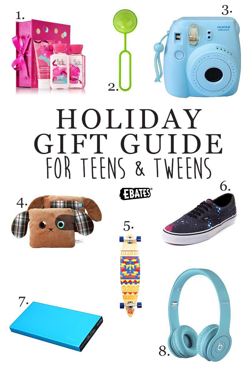Holiday Gift Guide For Teens & Tweens | Geschenk
