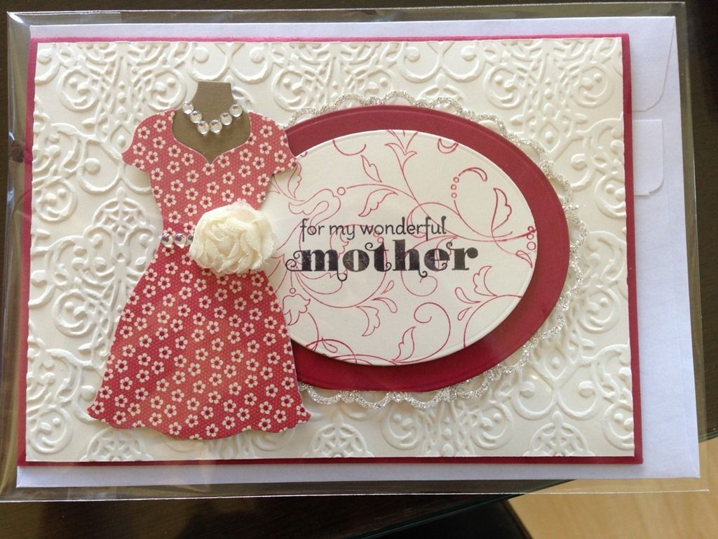 Happy mother day handmade cards images happt mother 39 s Good ideas for mothers day card