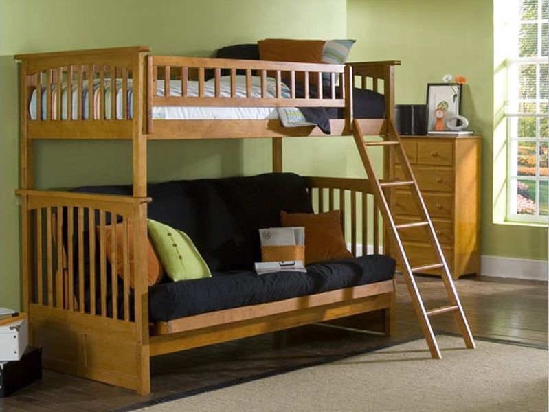 Bunk Beds With Couch Underneath Google Search Chalet Pinterest Futons Dorm Rooms Boys