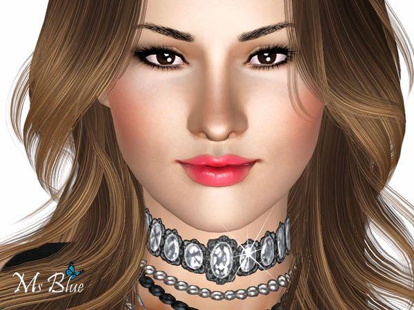 Demi Lovato by Ms Blue - Sims 3 Downloads CC Caboodle
