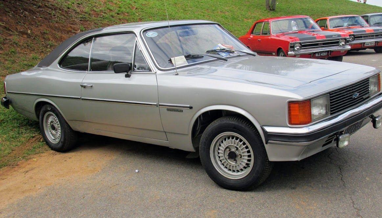 Chevrolet Opala Comodoro Coupe 1980 Classic Cars Cars Suv Car