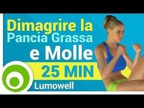 i migliori esercizi per perdere peso pancia