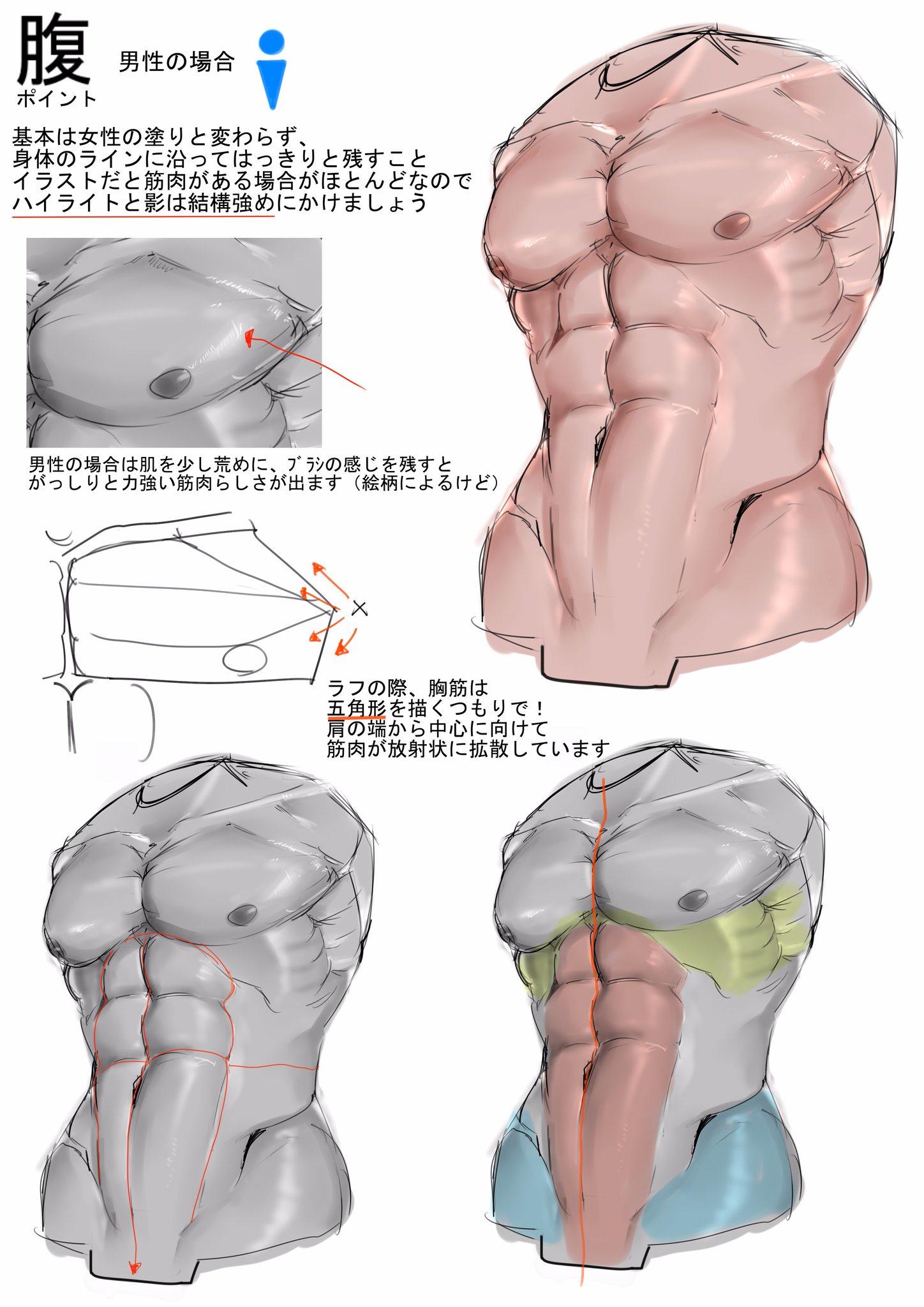 Pin de Gabriel Perez en Art | Pinterest | Anatomía, Tutoriales y Dibujo
