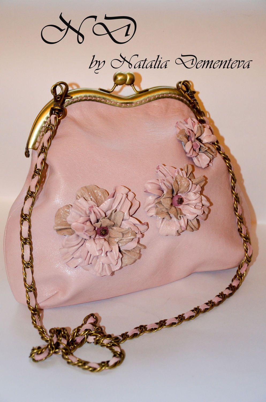 b86161d1cac8 Купить Сумка из кожи - сумка коженная, ручная работа, вечерняя сумка,  театральная сумочка