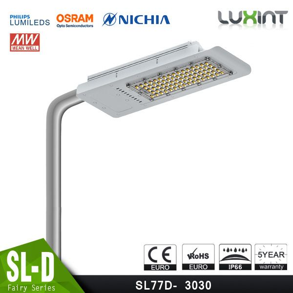 High Efficency 80w Led Street Light Solar Energy Made In