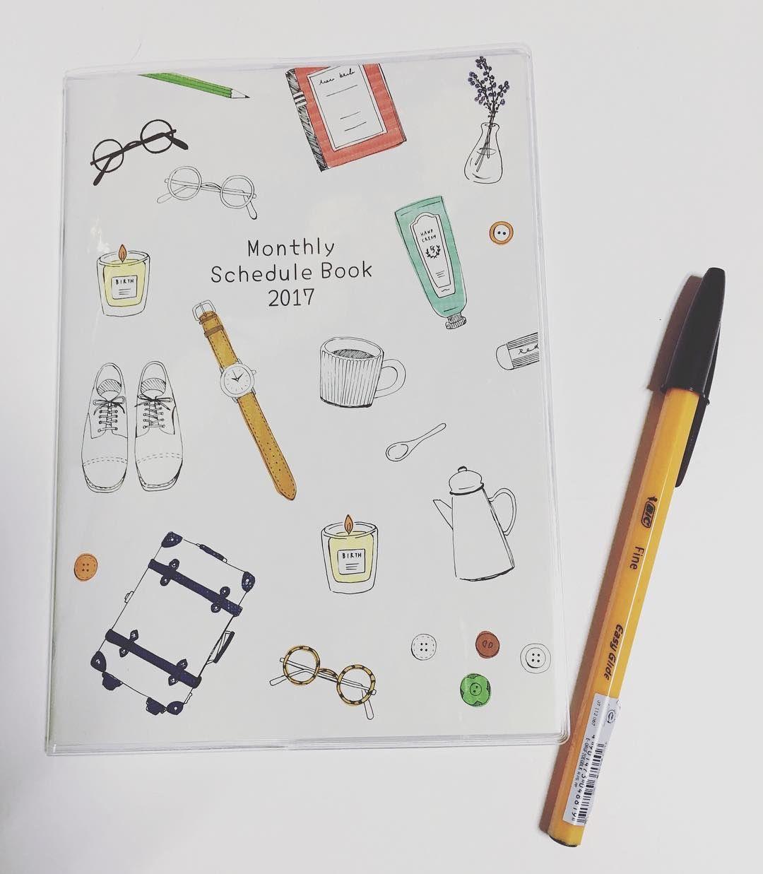 2017年は100均で♡ダイソーとセリアの手帳がスゴイ! | 手帳、ダイソー